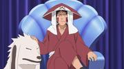 Kiba sueña que se convirtió en Hokage