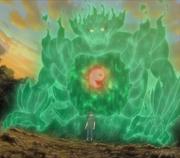 Shisui anime Susanoo