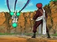 Gaara vs. Seimei