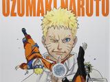 Naruto Colección de Ilustraciones: Naruto Uzumaki