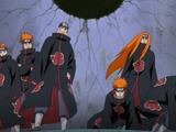 Naruto Shippūden - Episódio 132: Apresentando, os Seis Caminhos da Dor