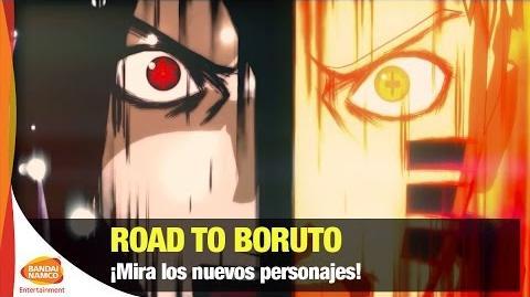 ROAD TO BORUTO - Trailer de Anuncio - Bandai Namco Latinoamérica