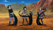 Équipe Matsuri Attaquée