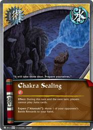 Chakra Sealing