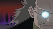 Gatō e seus dois guarda-costas