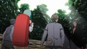 Hidan y Kakuzu interceptan a Fu