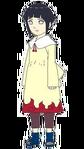 Hinata - 5 anos (Render)
