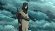 Orochimaru esperando Sasuke
