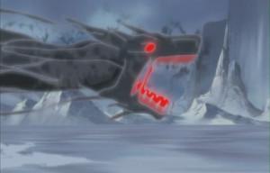 Elemento Hielo Ráfaga del Dragon Negro