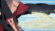 Hidan luchando con Asuma