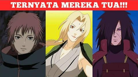 Inilah 8 Karakter TUA yang terlihat MUDA di NARUTO (Boruto Naruto Next Generation)