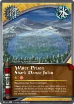 Jutsu Prisión de Agua Danza de Tiburón HS