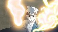 Liberação de Relâmpago (Mitsuki)