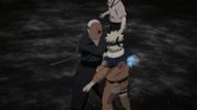 O homem mascarado ataca Naruto