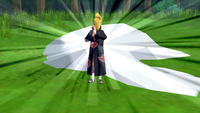 Clone da Sombra (Deidara - Game)