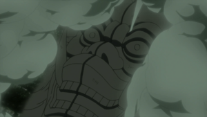 Elemento Madera Jutsu de Hōbi Anime