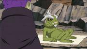 Fukasaku despues de haber vuelto a la vida