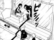Kawaki é paralizado