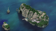 Land of Water Island
