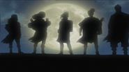 Sasuke deixa Konoha