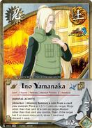 Carta Naruto Storm 3 Ino Yamanaka