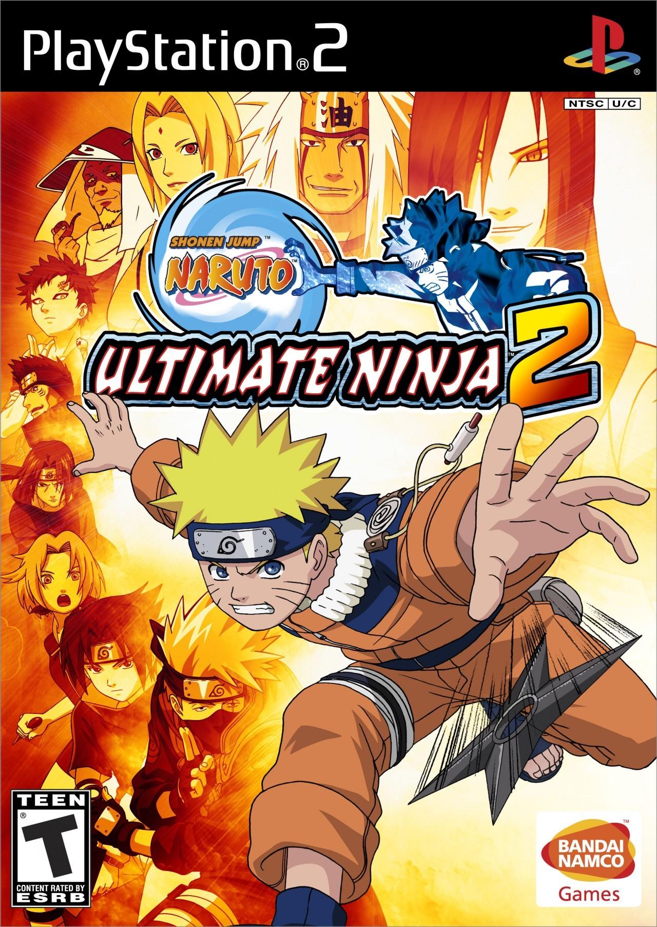 Naruto: Ultimate Ninja 2 | Narutopedia | FANDOM powered by Wikia