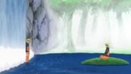 Naruto Negro aparece para Naruto
