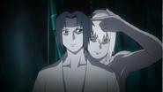Suigetsu ameaça Sasuke