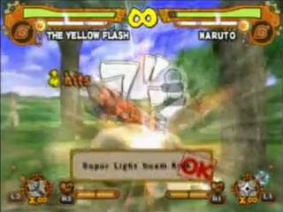 Super Light Beam Kick