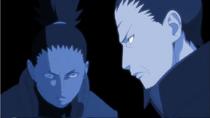 Últimas palabras de Shikaku hacia Shikamaru