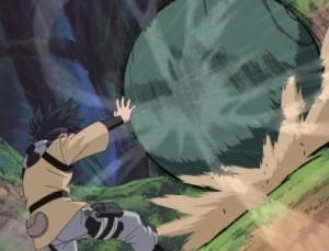 Bola de Tanque Humano Anime