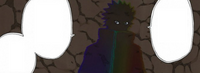 Corpo Lanterna Mágica Nagato Mangá