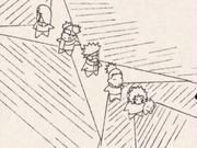 Formacion del Equipo de Recuperacion de Sasuke