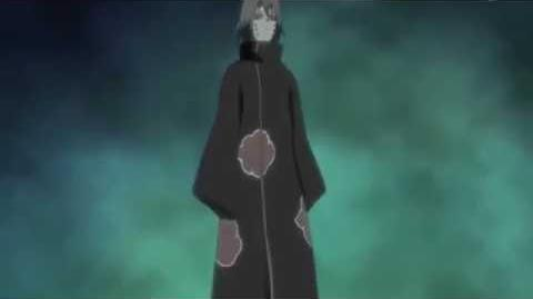 Ibiki and ANBU vs Pain's Animal Path