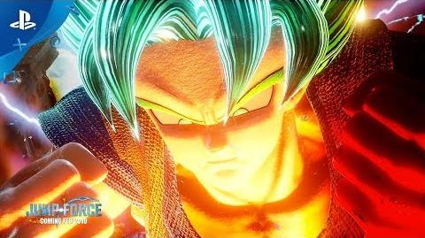 Jump Force – Awakenings PS4