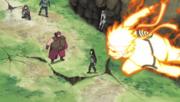 Naruto dá suporte à Segunda Divisão