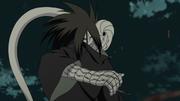 Orochimaru Attacks Tobi