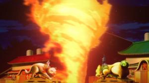 Elemento Fuego Pedernal Yagura