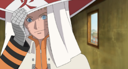 Naruto Uzumaki Hokage