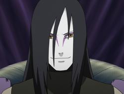 Orochimaru profilo