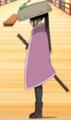 Vestimenta de viaje de Tsubaki