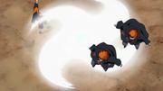 Expansion de l'Orbe Shuriken