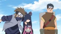 Hōki avança com seu time