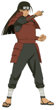Hashirama Senju full body