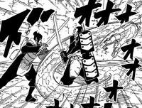 Invocação de Cobras de Orochimaru (One-shot)