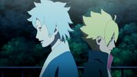 Mitsuki tells Boruto