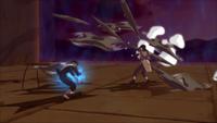 Técnica do Clone da Sombra de Shuriken (Hiruzen - Game)