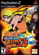 Ultimate Ninja 4 EN