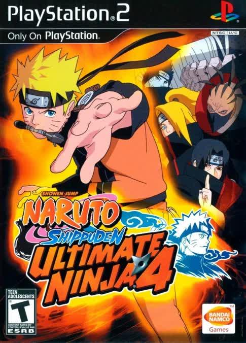 Naruto Shippūden: Ultimate Ninja 4 | Narutopedia | FANDOM powered by