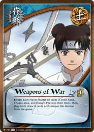 Armas de Guerra WoW
